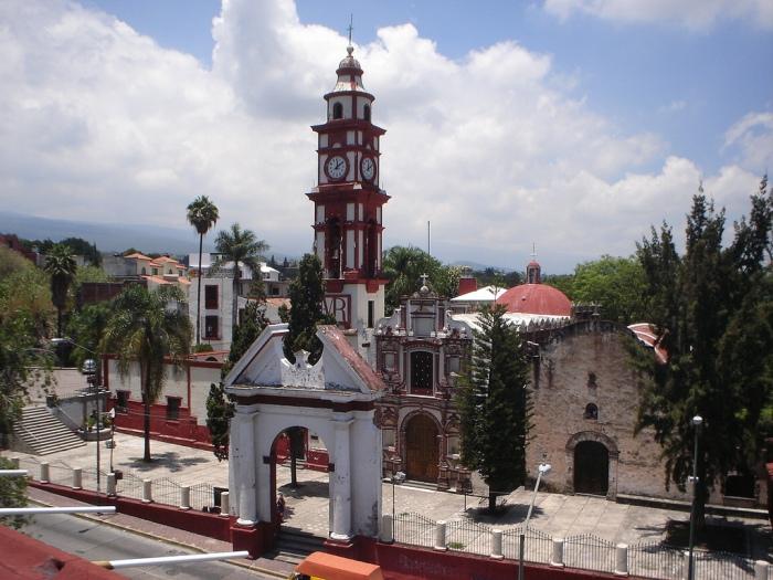 Iglesia de Tlatenango