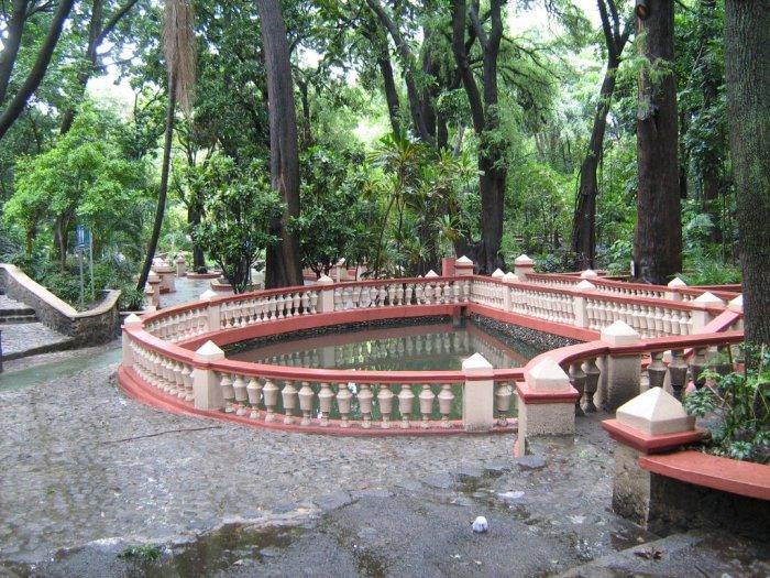 Parque Melchor Ocampo
