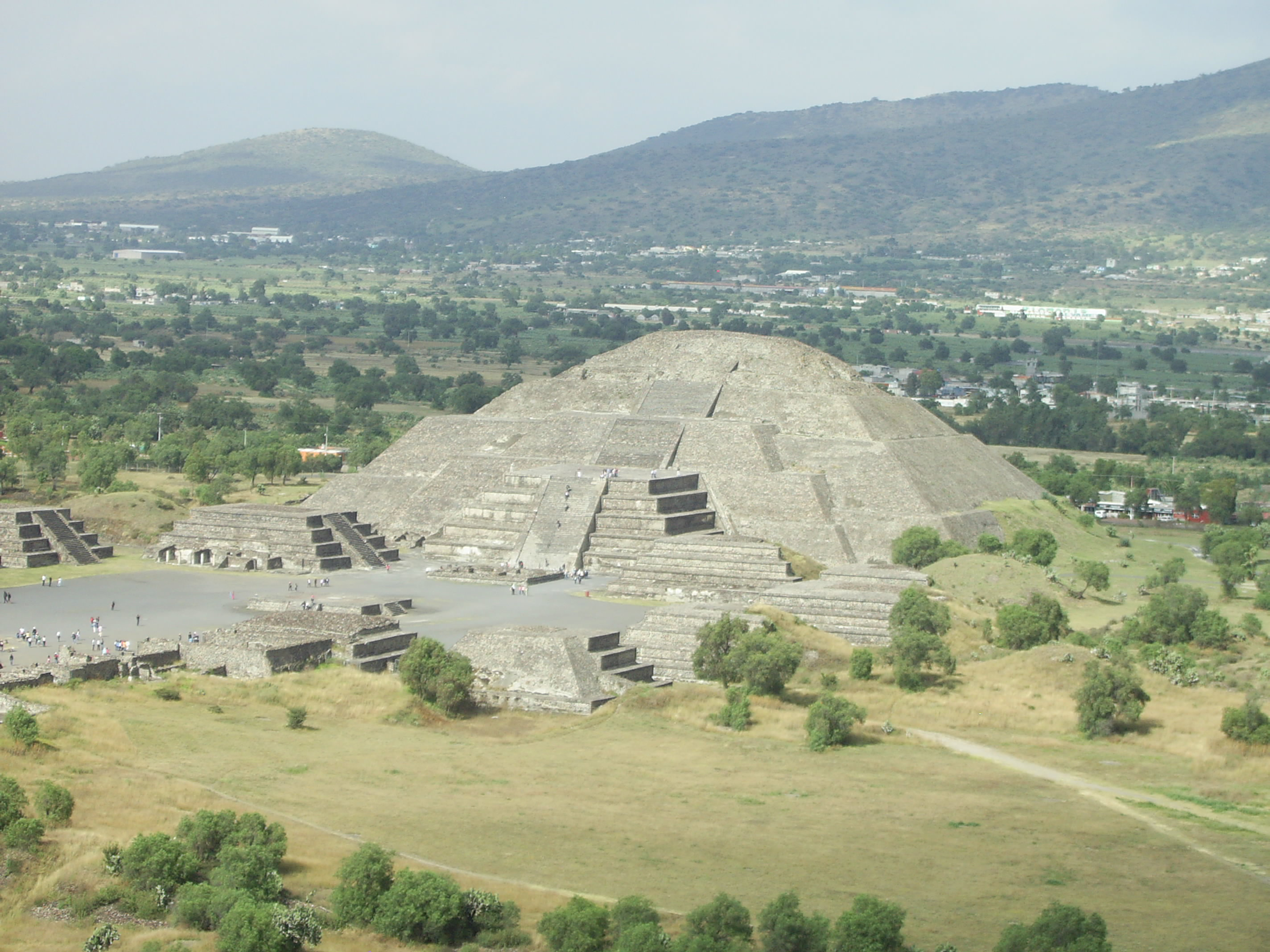 Teotihuac n Espectaculo de luz y sonido en teotihuacan
