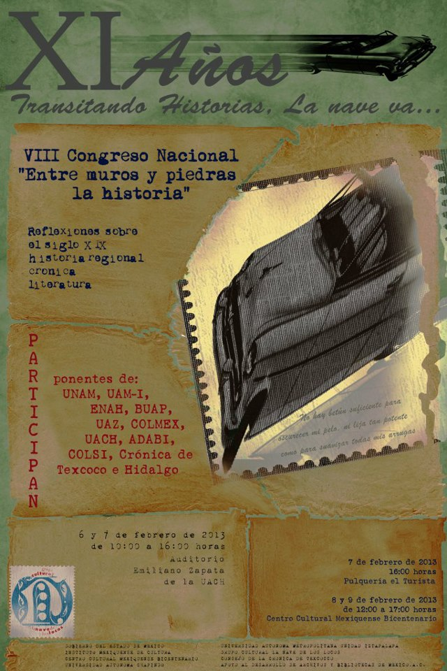Congreso Nacional de Historia Texcoco
