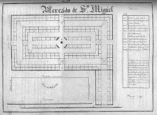plano antiguo Mercado_de_San_Miguel_Planta, fuente www.abc.es