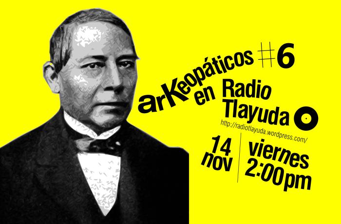 cartel radio tlayuda