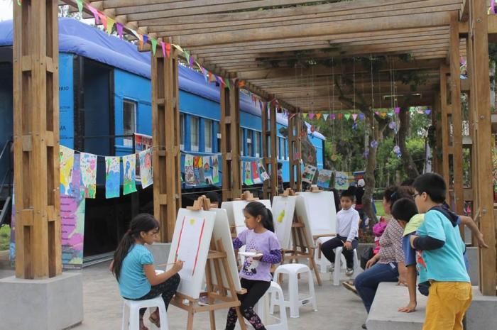 CREA LIMA Huáscar (Villa El Salvador)