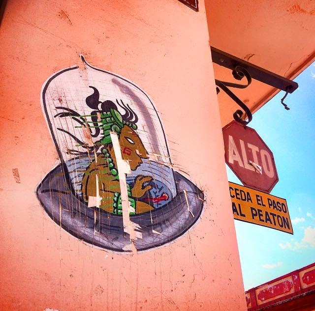 Stret art mexico