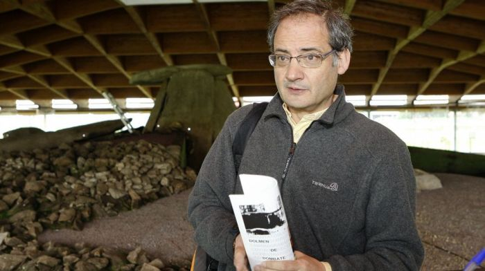 arqueólogo Felipe Criado Boado