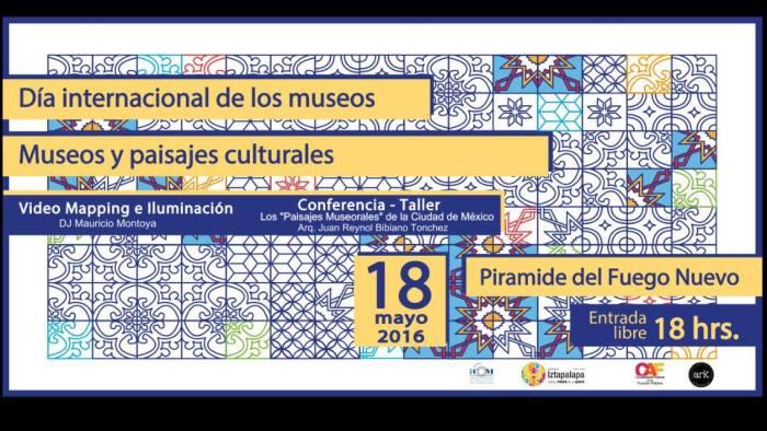 Día Internacional de los Museos en el Cerro de la Estrella