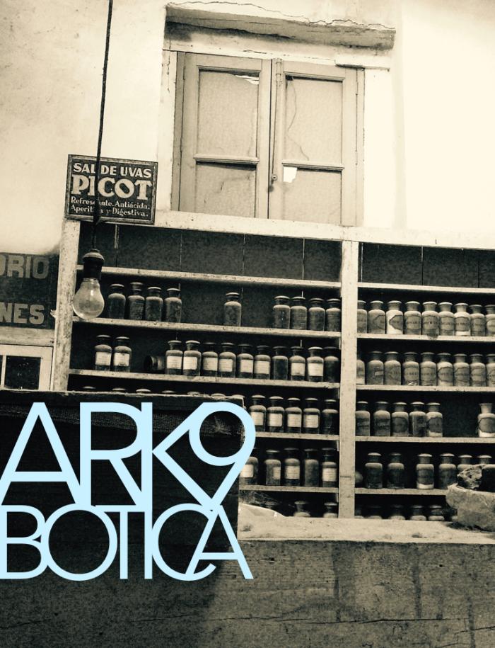 Portada ARK9