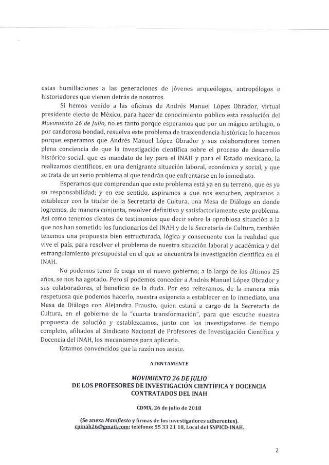 Carta M26J 2